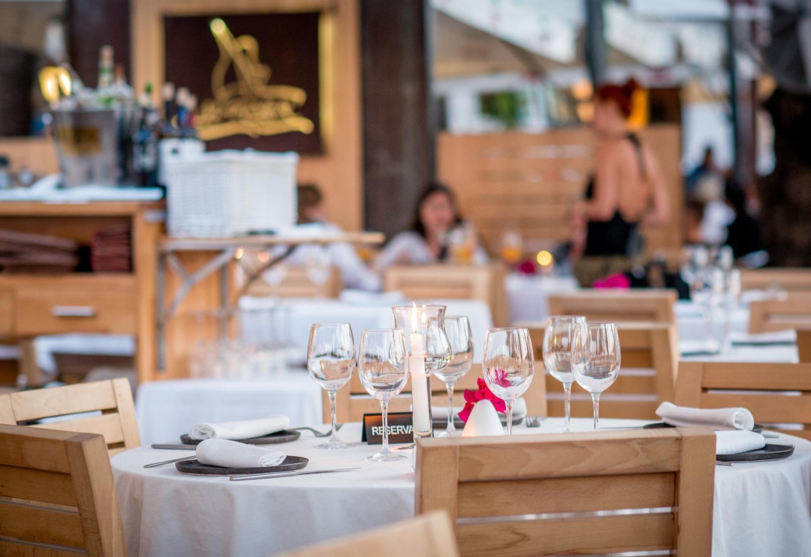 Restaurante mariner en el puerto de ibiza mariner ibiza - Restaurantes en el puerto de ibiza ...